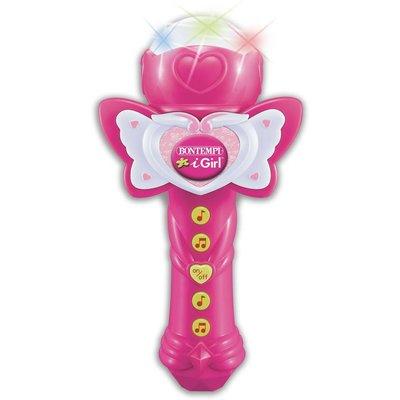 Bontempi Karaoke Microfoon Bontempi iGirl