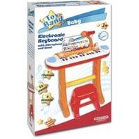 Keyboard Bontempi Baby incl. microfoon en stoel