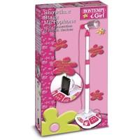 Microfoon Bontempi iGirl incl. statief
