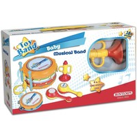 Muziekinstrumenten Bontempi Baby set van 4