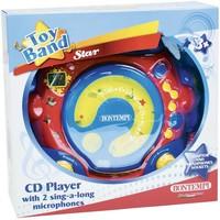 CD speler Bontempi Star incl. 2 microfoons