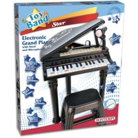 Piano Bontempi Star incl. kruk en microfoon