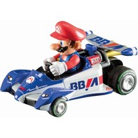 Auto Pull & Speed Mario Kart Special - Mario