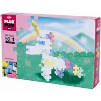 BIG Pastel Plus-Plus Eenhoorn 50 stuks