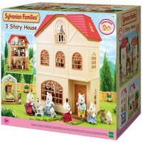 Huis met 3 verdiepingen Sylvanian Families