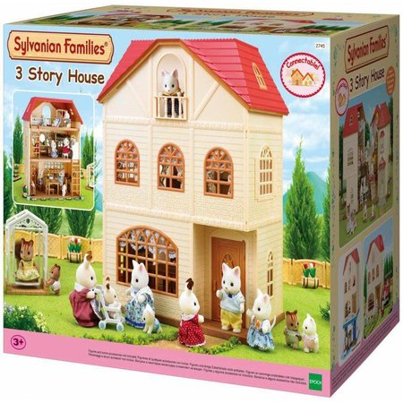 Sylvanian Families Huis met 3 verdiepingen Sylvanian Families