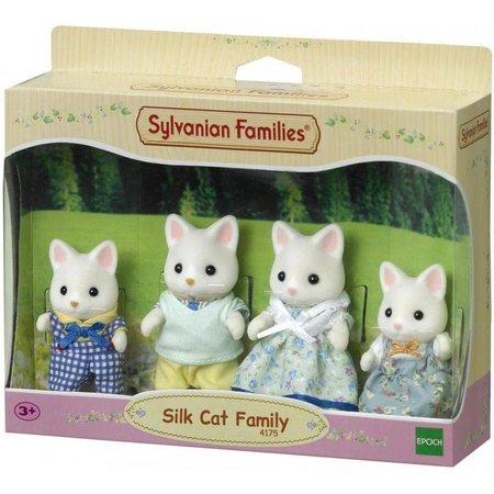 Sylvanian Families Familie Zijdekat Sylvanian Families