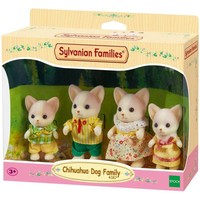 Familie Chihuahua Sylvanian Families