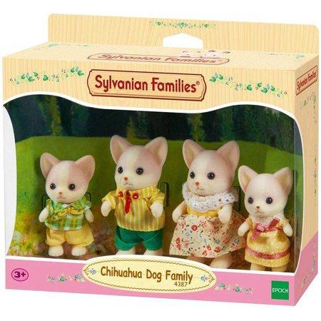 Sylvanian Families Familie Chihuahua Sylvanian Families