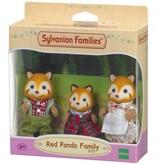Sylvanian Families Familie Rode Panda Sylvanian Families