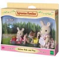 Rijdend speelgoed voor baby`s Sylvanian Families