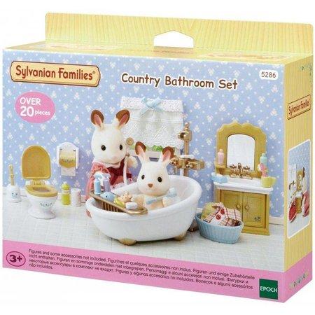 Sylvanian Families Badkamer Sylvanian Families