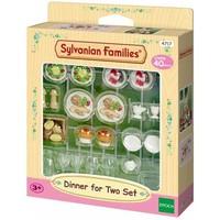 Sylvanian Families Diner voor twee Sylvanian Families