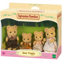 Familie Beer Sylvanian Families