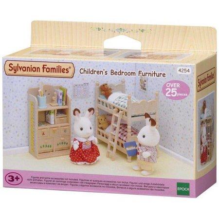 sylvanian families slaapkamer kind sylvanian families sylvanian families slaapkamer kind sylvanian families