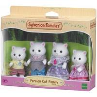 Familie Perzische Kat Sylvanian Families