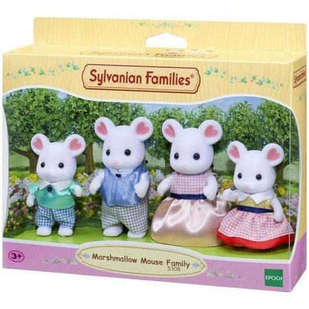 Sylvanian Families Familie Marshmellow Muis Sylvanian Families
