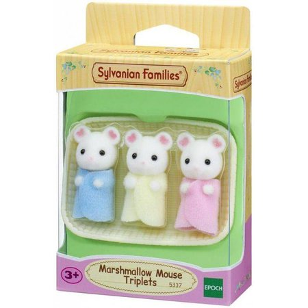 Sylvanian Families Drieling Marshmellow Muis Sylvanian Families