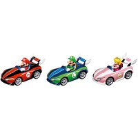 Auto Pull & Speed Mario Kart Wii - 3-pack
