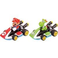Auto Pull & Speed: Mario Kart 8 Mario/Yoshi - 2-pack