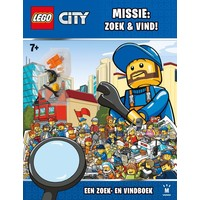 Boek Lego City - zoek en vind boek