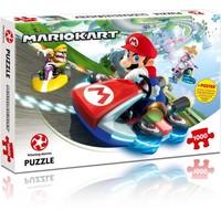 Puzzel Nintendo Mario Kart 1000 stukjes