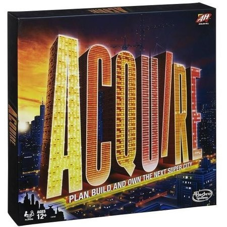 Avalon Hill Acquire Revised