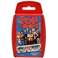 Top Trumps Specials Big Bang Theory