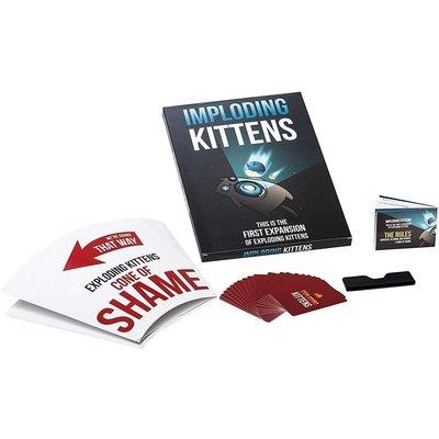 Exploding Kittens Imploding Kittens: Expansion