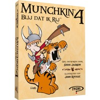 Munchkin 4: Blij Dat Ik Rij