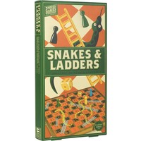 Slangen en ladders hout