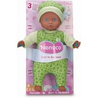 Pop Nenuco soft met 3 functies groen 25 cm
