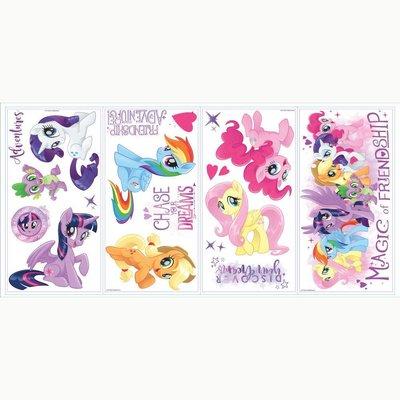 My Little Pony Muursticker My Little Pony RoomMates Movie