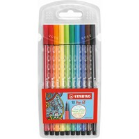Viltstiften Stabilo pen 68 10 stuks