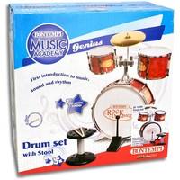 Drumstel Bontempi Genius incl. kruk 4-delig