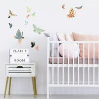 Muursticker RoomMates Dream World Butterfly