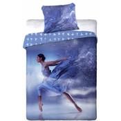 Dekbedovertrek ballet 140x200/70x90 cm