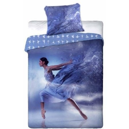 Non-License Dekbedovertrek ballet 140x200/70x90 cm