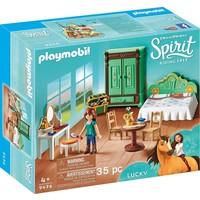 Lucky`s slaapkamer Playmobil