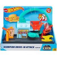 Scorpion speelset Hotwheels