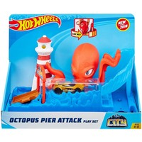 Octopus speelset Hotwheels