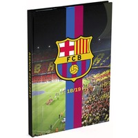 Agenda Barcelona FCB 2018/2019 15x22 cm