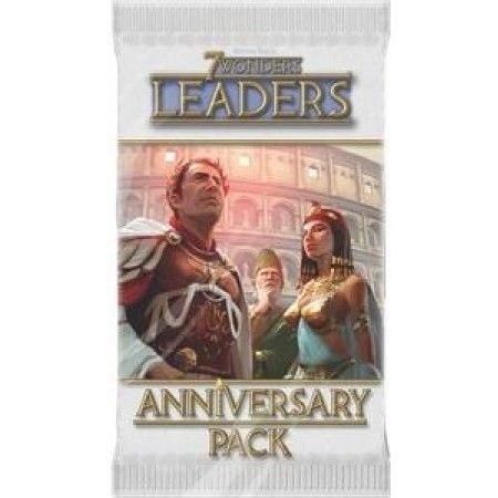 Repos Production 7 Wonders Leaders Anniversary Pack