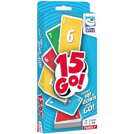 Clown Games 15 Go