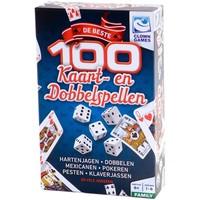 De 100 beste kaart- en dobbelspellen