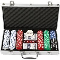Poker koffer: 300-delig