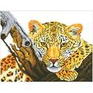 Diamond Dotz Leopard Look Diamond Dotz: 46x36 cm