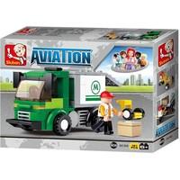 Cargo truck Sluban 121 stuks