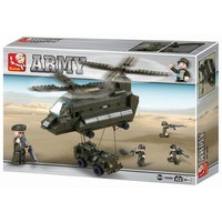 Transporthelikopter Sluban 370 stuks