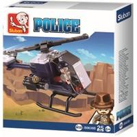 Helikopter Sluban 25 stuks